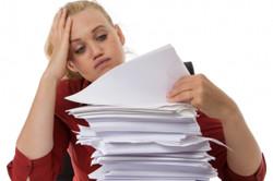 Документы по долгам, полученные с наследством