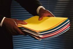 Документы для получения вклада