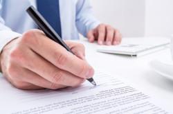 Написание заявления на оформление в собственность дачи