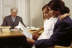 Дети и родители - обязательные наследники