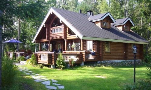 Дачный домик, оформленный в собственность