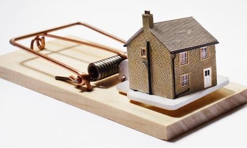 Наследственная недвижимость с долгами