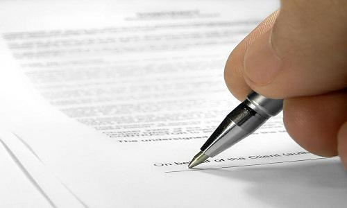 Документ о наличии собственности