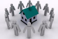 Раздел недвижимости между родственниками
