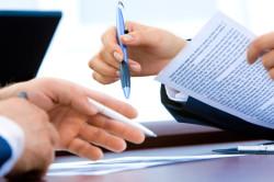 Оформление необходимых документов на участок