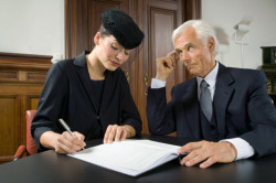 Неадекватное состояние наследодателя в момент подписания документа