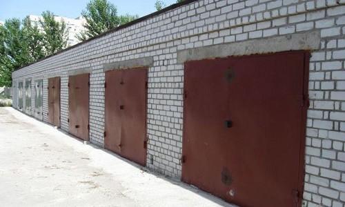 Наличие неприватизированного гаража