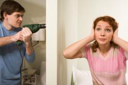 Ограничения на шум в жилых помещениях