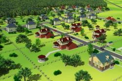Объекты недвижимости на земельном участке